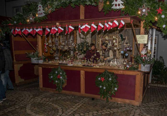 Einbrüche auf dem Weihnachtsmarkt in Ahrweiler