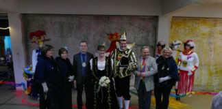 Heinz Degen Ausstellung in der Alten Druckerei