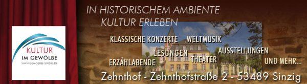Sonntagssalon im Gewölbe @ Gewölbe im Zehnthof | Sinzig | Rheinland-Pfalz | Deutschland