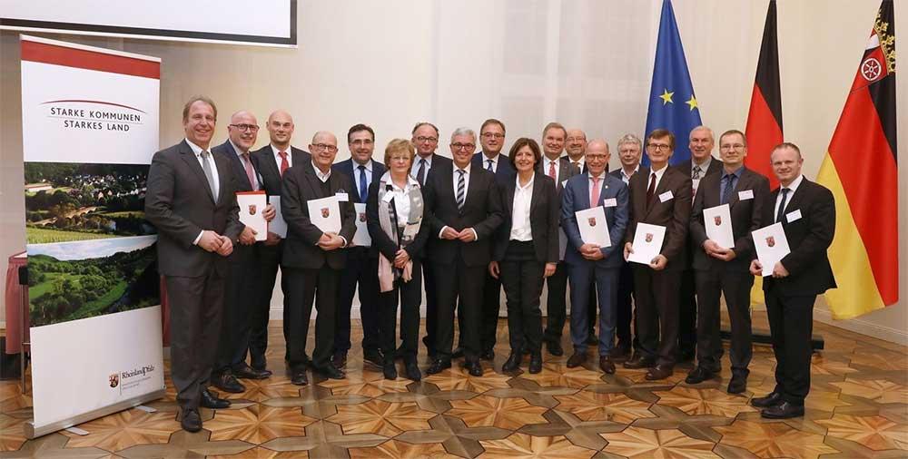 """Dreyer und Lewentz Zukunftsinitiative """"Starke Kommunen – starkes Land"""""""