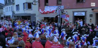 Karnevalszug Remagen 2018