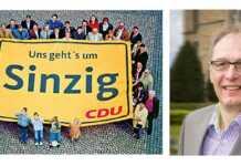 SDU Sinzig - neuer Fraktionsvorsitzender gewählt