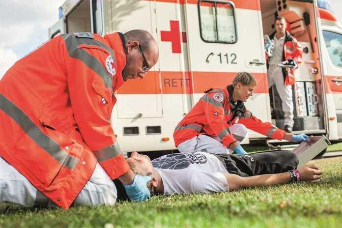 Bagatell-Alarmierungen belasten DRK-Rettungsdienst