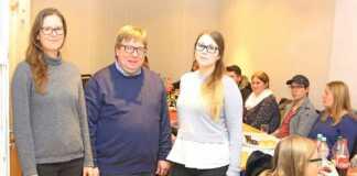 Kreisausschuss des Jugendrotkreuzes wählt neue Kreisleitung