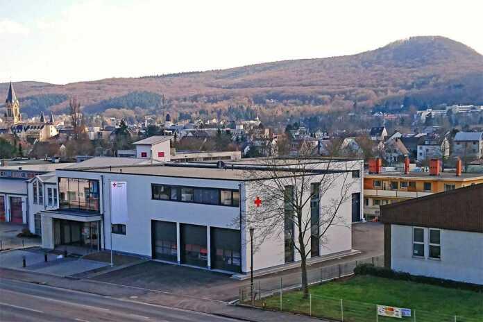 DRK-Ortsverein Bad Neuenahr-Ahrweiler neues Domizil an der Heerstraße