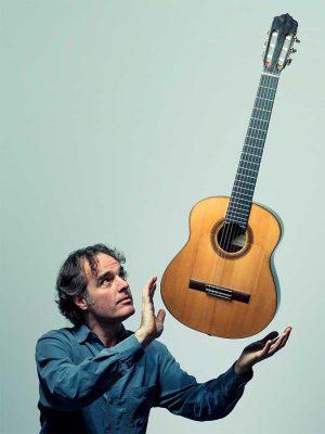 Falk Zenker Gitarre, Live looping, Klanginstrumente @ Gewölbe im Zehnthof | Sinzig | Rheinland-Pfalz | Deutschland