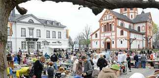 Stadt bittet Trödler um Anmeldung zum Sinziger Kirchplatz-Flohmarkt 2018