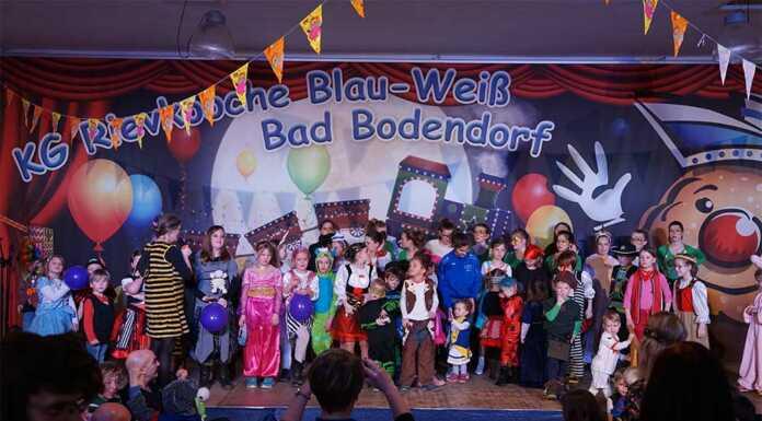 Kinderkarneval in Bad Bodendorf