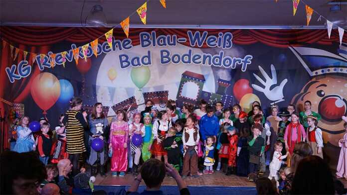 Kinderkarneval in Bad Bodendorf
