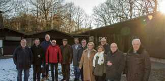 CDU-Kreistagsfraktion besichtigte renovierte Eifelvereinshütte in Niederzissen