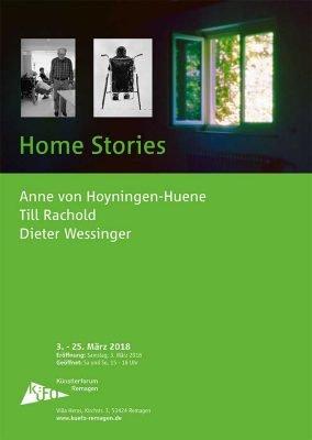 HOME STORIES machen verborgenes Leben sichtbar @ Künstlerforum Remagen | Remagen | Rheinland-Pfalz | Deutschland
