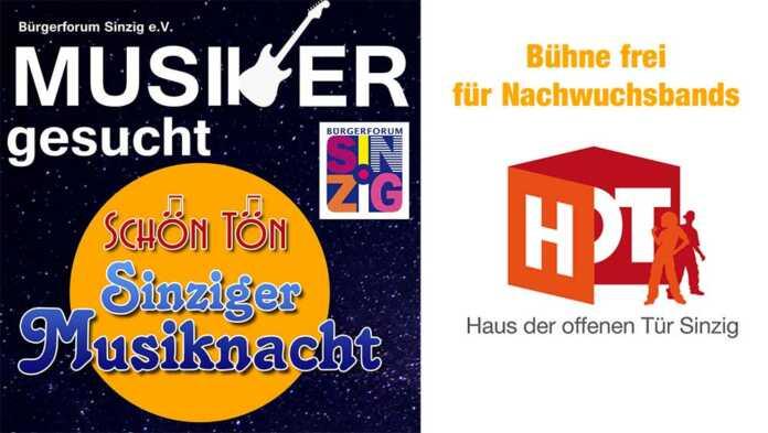 Musiknacht spezial: Wieder Bühne frei für Nachwuchsbands
