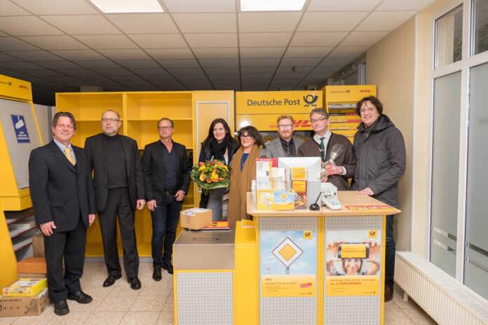 Deutsche Post eröffnet Interimsfiliale in Remagen-Kripp