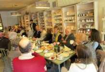 AG 60plus: Senioren-Frühstück sehr gut besucht