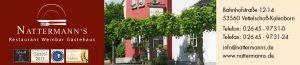 Nattermanns Fine Dining Restaurant Gästehaus
