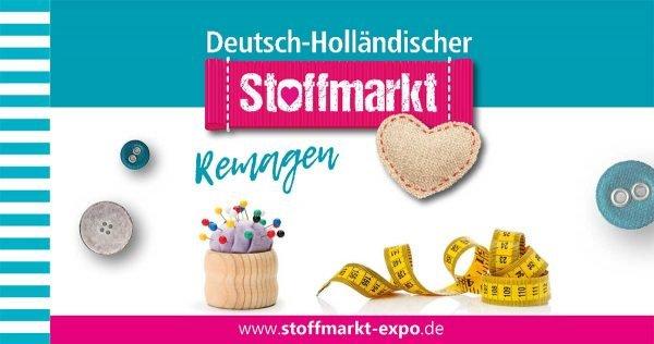 Deutsch-Holländischer Stoffmarkt @ Grabenstrasse | Remagen | Rheinland-Pfalz | Deutschland