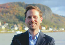 Grüne feiern ihren Kandidaten Björn Ingendahl