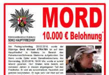Obdachloser in Koblenz enthauptet