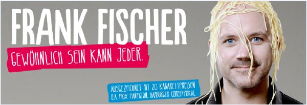 Kabarett mit Frank Fischer @ Rheinhalle Remagen | Remagen | Rheinland-Pfalz | Deutschland
