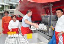 Verwalter für Geschirrmobile gesucht