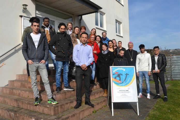 Josefstag des Caritas-Jugendmigrationsdienstes