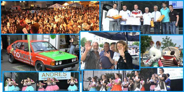 Stadtfest Sprudelndes Sinzig 2018 @ Sinzig | Sinzig | Rheinland-Pfalz | Deutschland