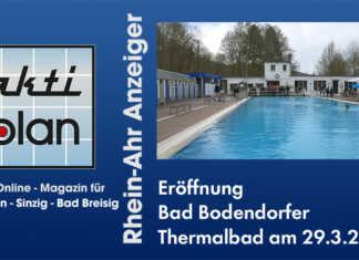 Eröffnung Thermalbad Bad Bodendorf 2018 - der Film