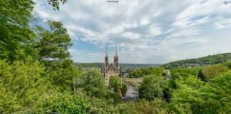Remagener Panorama vom Franziskus gesehen