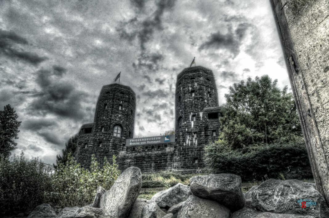Zukunft des Museums Brücke von Remagen unklar