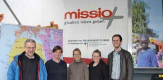 Missio-Truck in Sinzig