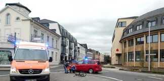 Ahrweiler-Verkehrsunfall mit schwerverletzter Fahrradfahrerin