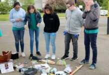 Spannender Wettkampf der Jugendrotkreuzler in Sinzig
