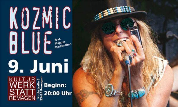 Kozmic Blue @ Kulturwerkstatt Remagen | Remagen | Rheinland-Pfalz | Deutschland