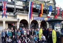 JuKuBa, HoT und JBR on Tour - Ausflug zum Europa Park Rust