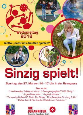 Weltspieletag 2018 @ Renngasse Sinzig | Sinzig | Rheinland-Pfalz | Deutschland