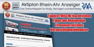 - das Online-Magazin für Sinzig Remagen Bad Breisig