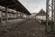 Gleisbauarbeiten Bahnhof Oberwinter bis Nonnenwert