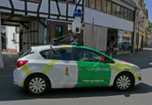 Google Maps Street view in Sinzig