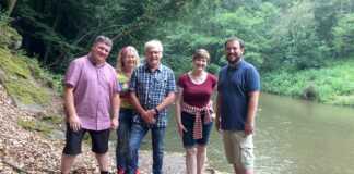 Grüne unterstützen Gemeinde Altenahr beim Brückenneubau im Langfigtal