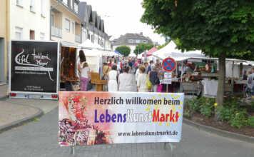 LebensKunstMarkt Remagen 2018 - der Film