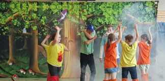 Marco und das Feuer - Brandschutz-Theater für Kinder