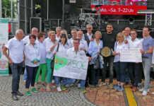Sprudelndes Sinzig 2018 Eröffnung und Spendenübergabe - der Film