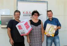 Vorstand der Aktivgemeinschaft ehrt Helfer des Weinsommers