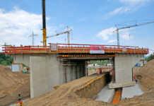 Ahrtalbahn Brücke wurde eingeschoben + der Film