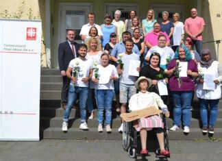 Caritas bietet Vorpraktikum in der Alten- und Krankenpflege