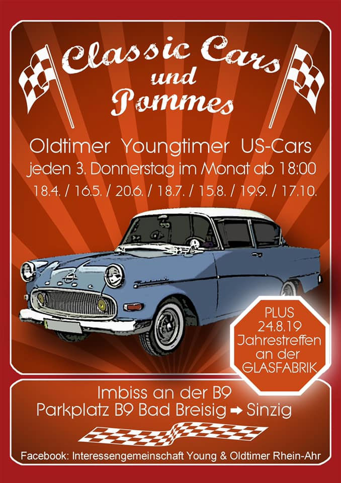 Classic Cars & Pommes