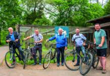 FWG Sinzig für mehr Sicherheit auf Fuß- und Radwegen
