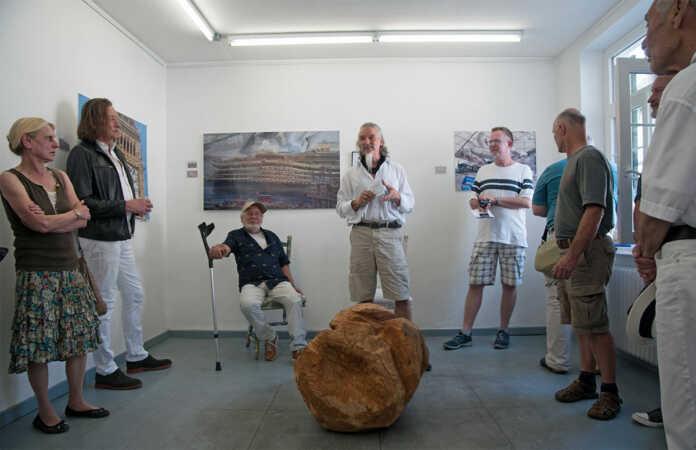 Ausstellung im KÜFO Remagen Bendel + Rieger
