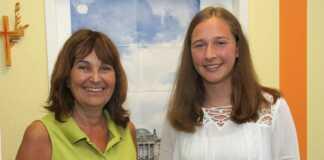 Mechthild Heil MdB (CDU) entsendet Hanna Müller in die USA