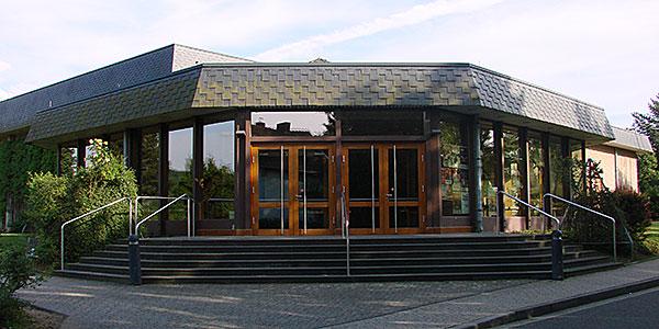 Stadtratsitzung Rheinhalle Remagen Amtseinführung Björn Ingendahl
